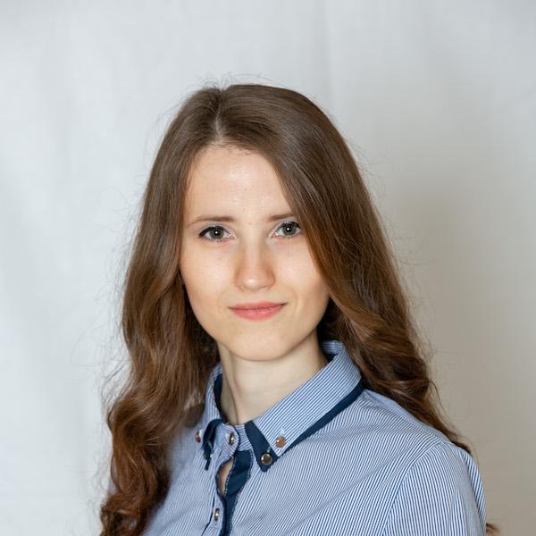 Оксана Солодова